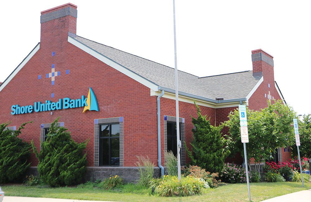 Shore United Bank branch located at 6050 Marshalee Drive in Elkridge, MD