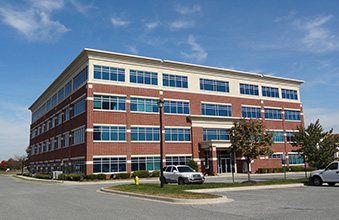 Exterior photo of the building where our Loan Production Office in Middletown, DE is located.