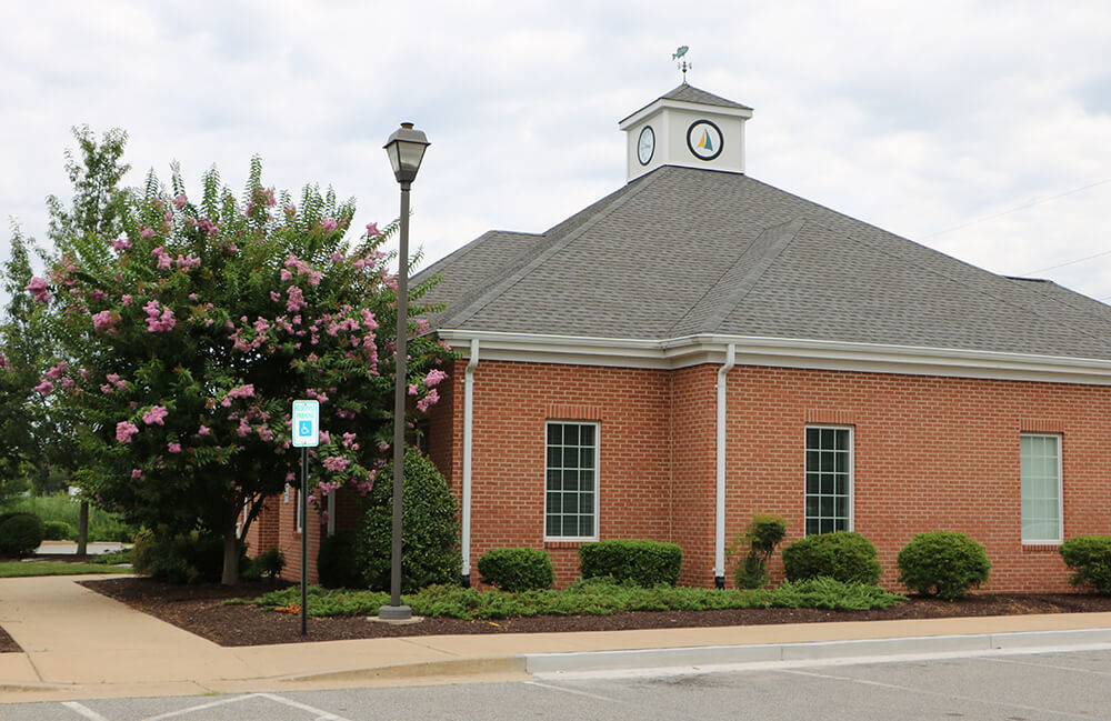 Shore United Bank branch in Chester, MD